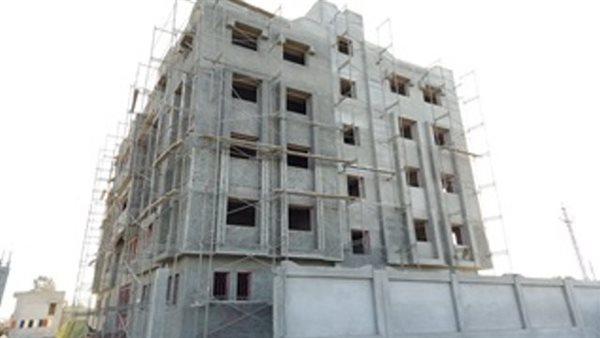 صورة بتكلفة 9.8 مليون جنيه..تنفيذ عدد من الأبنية التعليمية بأولاد صقر