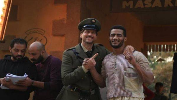 نجيب بلحسن : حصرونى في دور الأجنبي وأتمنى تقديم شخصية مصرية
