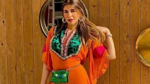 بـ فستان مبهج .. ملك قورة تبهر متابعيها بهذه الإطلالة