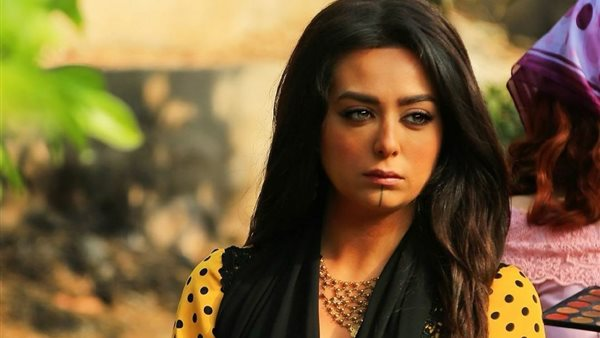 """صورة هبة مجدي تشوق جمهورها للحلقة القادمة من مسلسل """"موسى"""""""