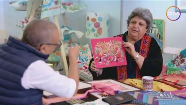 صورة باب رزق.. فن صناعة المنسوجات اليدوية بإخميم في سوهاج