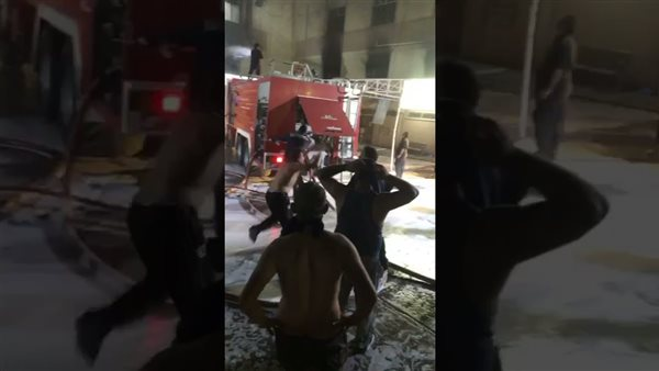 العراق.. ارتفاع حصيلة ضحايا حريق مستشفى مصابي كورونا جنوبي بغداد