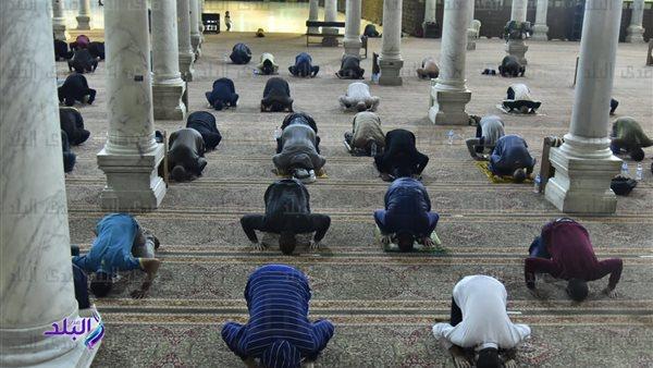 صورة مسجد عمرو بن العاص
