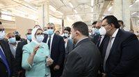 وزيرة الصحة: توفير مساعدات للأشقاء في فلسطين خلال 24 ساعة