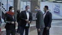 زوجة موسيماني تستقبل بعثة الأهلي في مطار جنوب أفريقيا