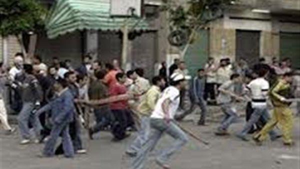 إصابة شخصين خلال مشاجرة عنيفة بحي الجناين فى السويس