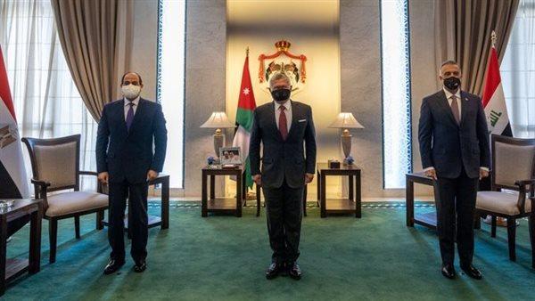 مرحبا بكم في عراقكم.. الكاظمي يوجه التحية للرئيس السيسي والعاهل الأردني