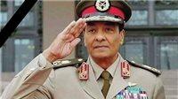 صورة الابن البار للعسكرية المصرية.. أبو العينين ينعى المشير محمد حسين طنطاوي |فيديو