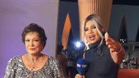 صورة اطمنوا.. لبلبة تشكف سبب سقوطها في حفل افتتاح مهرجان الجونة| فيديو