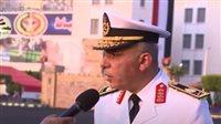 صورة مدير الكلية البحرية : نعتمد على معسكرات التدريب الداخلية والخارجية لطلابنا |فيديو